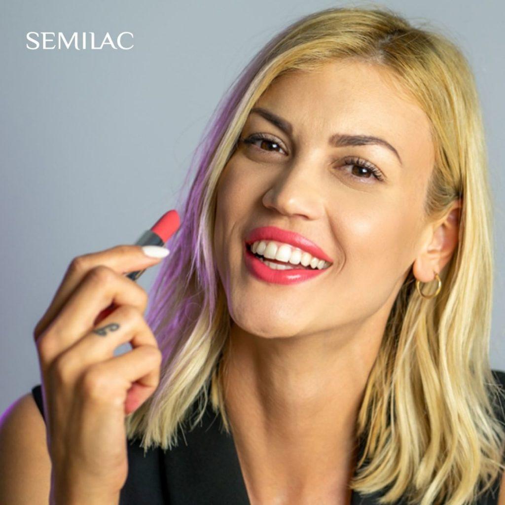 κραγιόν Semilac