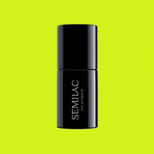 Semilac 565 Neon Yellow